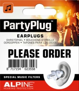 Alpine Party Plug